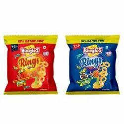 Corn Ring ( Tomoto & Masala) (Retail Price 5 Rs)