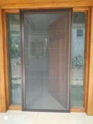 Window Pleated Mosquito Net