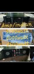 Black Dj Amplifiers