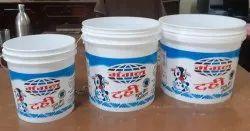 Plastic Curd Bucket