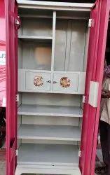 Metal Locker Almirah, For Home