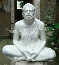 Marble Ramakrishna Statue