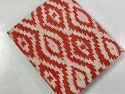 Cotton Hand block printed pure cotton fabric