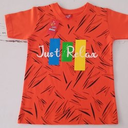 Kids collar tshirt