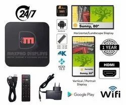 Vertical Android Player, Model Name/Number: MPDAP1