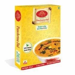 Panchratna Dal Ready To Eat Food, Packaging Type: Box