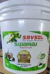 Sawraj Savsol Oil, For Engine, Unit Pack Size: 8.5 Lit