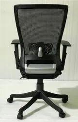 Standard Black Mystic Ergonomic Mesh Back Chair
