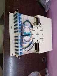 White LAN  Capable Liu 48 Ports, For Internet, Model Name/Number: Bme