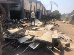 Steel Scrap, Plate Offcuts, Material Grade: 316 L