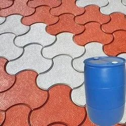 Paver Block Lacquer Coating