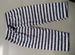 Lycra Cotton Multicolor Ladies Capri, Size: xl,xxl