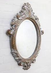 Natural Polished Wooden Frame