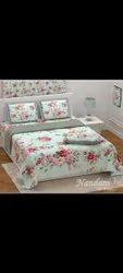 Flowers Print Bedsheets