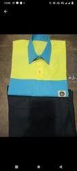 Cotton BPCL Pump Uniform