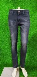 Slim Fit Casual Wear Mens Knitted Jeans