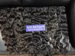 Temple Hair Extension