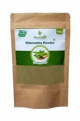 Nilavembu Leaf Powder ( 100 gram ), Packaging Type: Pouch, Leaves