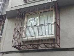 Window Grills Fabrication Services