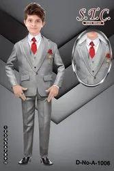 1-12 Plain Boys Fancy Blazers Suits, Size: 1-10