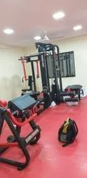 Gym Construction Service, in Pan India