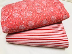 Printed Cotton Cambric Fabric 60x60