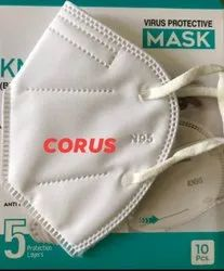Certified N95 Mask KN95 And N95 Mask Corus