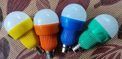 12 W Cool daylight On Brite AC DC LED Bulb/ Rechargeable AC-DC