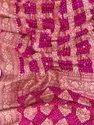 Pure Banarasi Georgette Saree