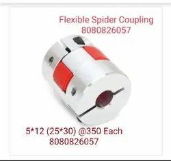 Flexible Spider Coupling