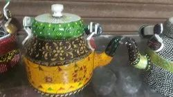 Kettle With Hand Painting