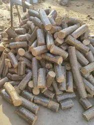 90mm biomass Bio fuel Sawdust Briquettes