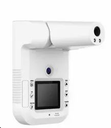 Thermal scanner and camera