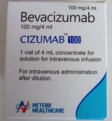 Cizumab 100mg /4mL Bevacizumab Injection
