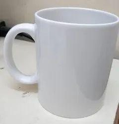11 Oz White Sublimation Mug