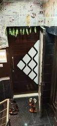 Wooden Safety Door, For Residential