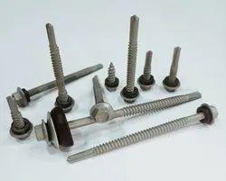 Epoxy Coated Self drilling screws