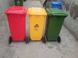 Nilkamal Waste Bin 120 Litre Or Dustbin