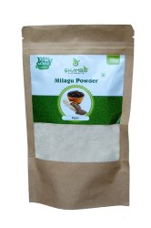 SHAMBO NATURAL'S Black pepper powder ( 50 gram ), Packaging Type: Packet