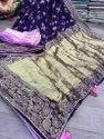 Zari Viving Saree
