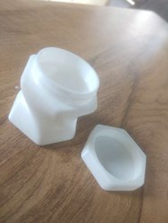 Customized Plastic Products, Size: 1 Inch