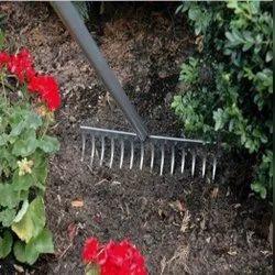 Iron Garden Rake, 0.700, Model Name/Number: AGT56
