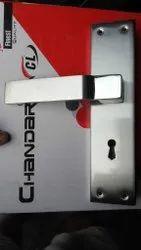 Main Door Lever Mortise Lock, Stainless Steel