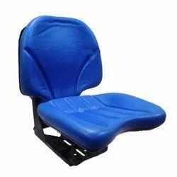 Paver machine driver seat