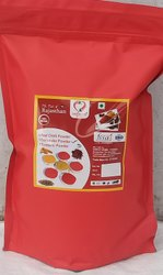 Red Chilli Powder, 1 kg, Pouch