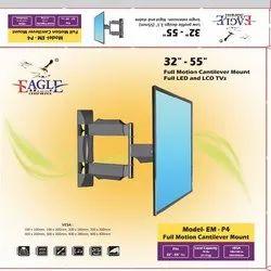 Swiel Die Iron Eagle Mount P4, LED TV, Size: 32 To 55