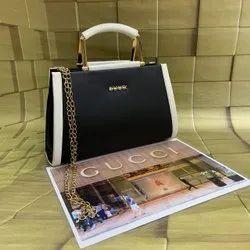Adjustable Plain Gucci Handbags For Office