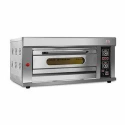 Single Deck Gas Oven
