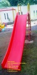 Code P-2: FRP Slide 7FT, MS Stand And FRP Steps