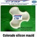 Colorado Silicone Mould